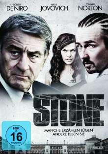 Stone, DVD