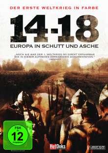 14-18 - Europa in Schutt & Asche, DVD