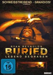Buried - Lebendig begraben, DVD