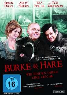 Burke & Hare, DVD
