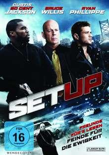 Set-Up (2011), DVD