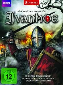 Ivanhoe (1997), 3 DVDs