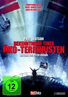 Bekenntnisse eines Öko-Terroristen, DVD