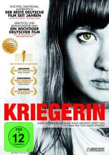 Kriegerin, DVD
