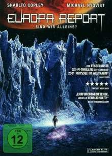 Europa Report, DVD