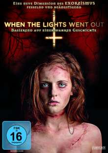 When The Lights Went Out, DVD