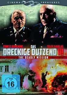 Das dreckige Dutzend 3 - The Deadly Mission, DVD