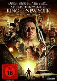 King of New York, DVD