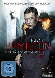 Agent Hamilton 2 - In persönlicher Mission, DVD