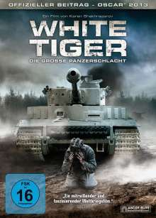 White Tiger, DVD