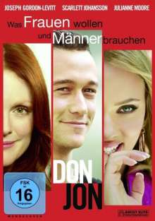 Don Jon, DVD