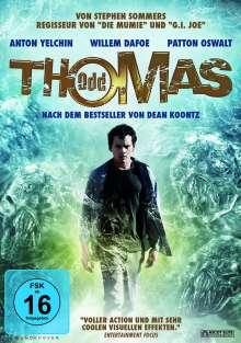 Odd Thomas, DVD