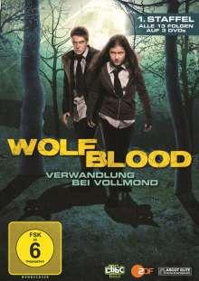 Wolfblood - Verwandlung bei Vollmond Staffel 1, 3 DVDs
