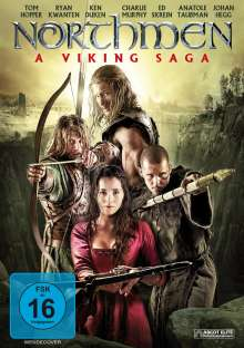 Northmen - A Viking Saga, DVD