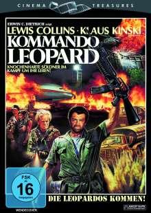 Kommando Leopard, DVD