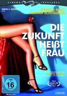 Die Zukunft heißt Frau, DVD