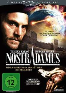 Nostradamus (1994), DVD