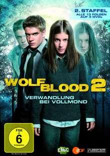 Wolfblood - Verwandlung bei Vollmond Staffel 2, 3 DVDs