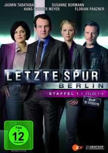 Letzte Spur Berlin Staffel 1, 2 DVDs