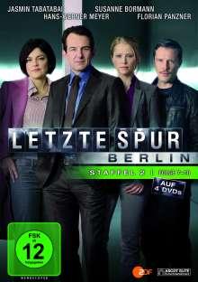 Letzte Spur Berlin Staffel 2, 4 DVDs