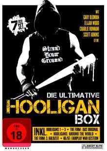 Die ultimative Hooligan Box, 7 DVDs