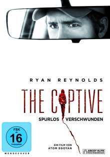 The Captive, DVD