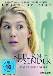 Return to Sender, DVD