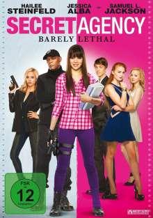 Secret Agency, DVD