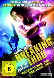 Breaking Thru, DVD