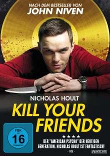 Kill your Friends, DVD