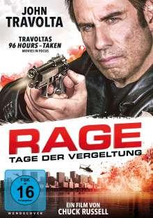 Rage - Tage der Vergeltung, DVD
