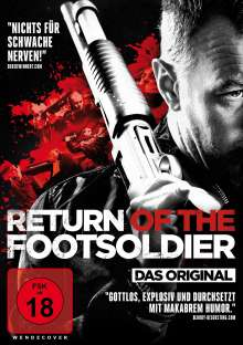 Return of the Footsoldier, DVD