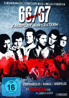 66/67 - Fairplay war gestern, DVD