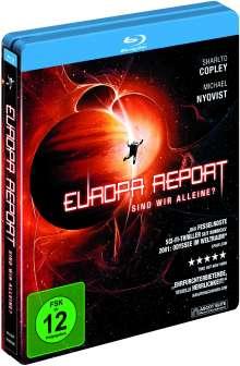 Europa Report (Blu-ray im Steelbook), Blu-ray Disc