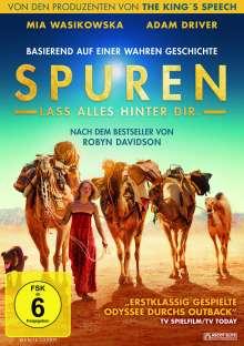 Spuren (Blu-ray im Mediabook)