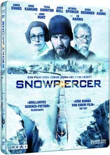 Snowpiercer (Blu-ray & DVD im Steelbook), 2 Blu-ray Discs