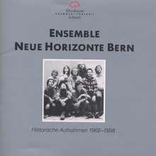 Ensemble Neue Horizonte, 2 CDs