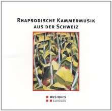 Hermann Suter (1870-1926): Sextett op.18 für Kontrabass & Streichquintett, CD