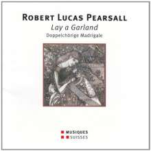 Robert Lucas Pearsall (1795-1856): Madrigale, CD