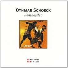 Othmar Schoeck (1886-1957): Penthesilea (Oper in einem Akt), 2 CDs
