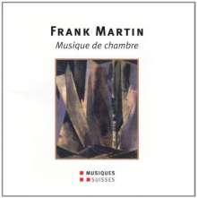 Frank Martin (1890-1974): Sonaten für Violine & Klavier Nr.1 & 2, CD