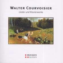 Walter Courvoisier (1875-1931): Lieder & Klavierwerke, CD