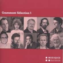 Grammont Selection 1 (Uraufführungen aus dem Jahr 2007), 2 CDs