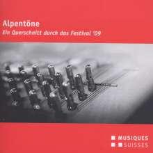Alpentöne - Ein Querschnitt durch das Festival 2009, CD