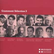 Grammont Selection 3 - Creations de l'annee 2009, 2 CDs