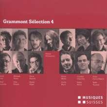 Grammont Selection 4 - Uraufführungen aus dem Jahre 2010, 2 CDs