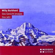 Willy Burkhard (1900-1955): Das Gesicht Jesajas op.41 (Oratorium), 2 CDs