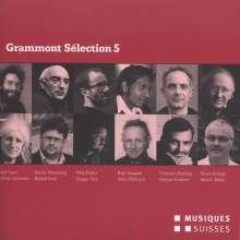 Grammont Selection 5 - Uraufführungen aus dem Jahr 2011, 2 CDs