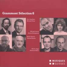 Grammont Selection 6 - Schweizer Uraufführungen aus dem Jahr 2012, 2 CDs