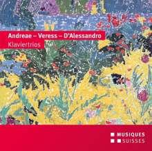 Absolut Trio - Schweizer Werke für Klaviertrio, CD